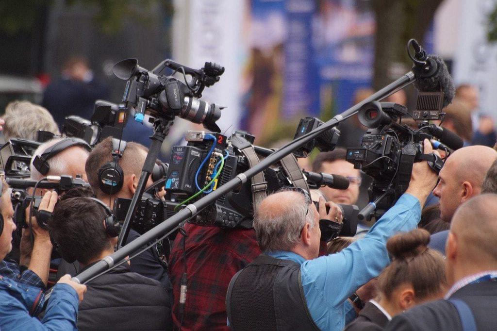 Media journalists