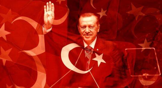 Turkey's Erdogan