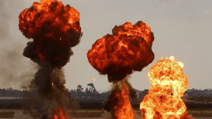 Alleged Israeli Strikes in Syria Hit Hezbollah Sites 1