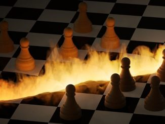 Terrorists Make Another Move in Gaza Chess Game 1