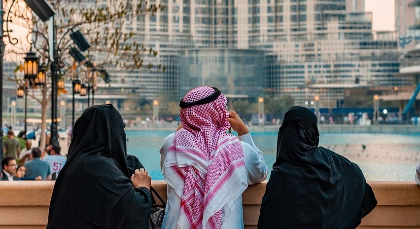 Arabs in Dubai
