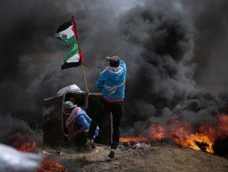 Palestinian violence