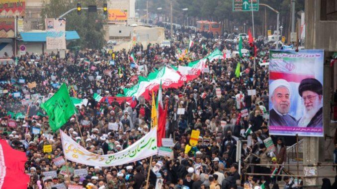Iran's Escalating Threats a Sign of Growing Distress 1