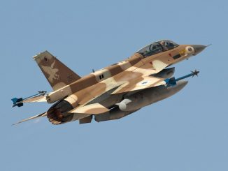 Israel Allegedly Bombs Military Targets in Syria 1