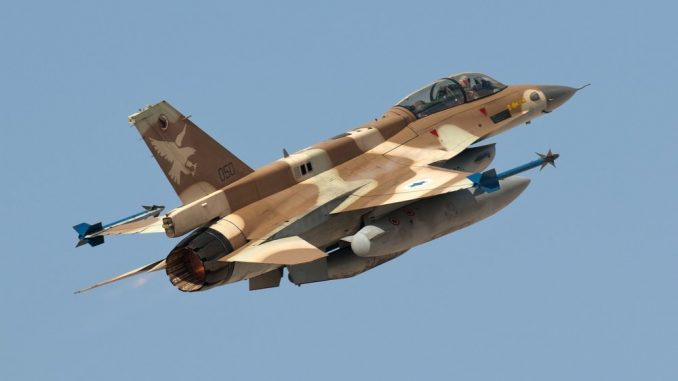 Air Force on Alert Across Israel for Missile or Drone Strike 8