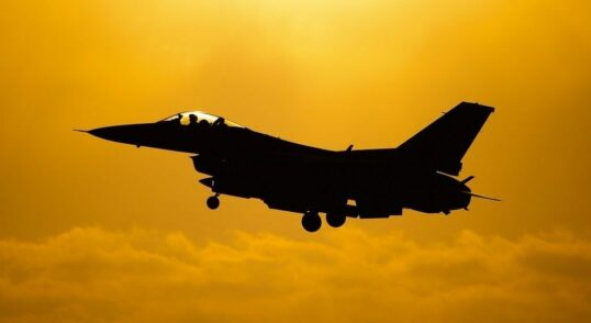 Multiple Targets Bombed in Alleged IDF Strike in Syria 3