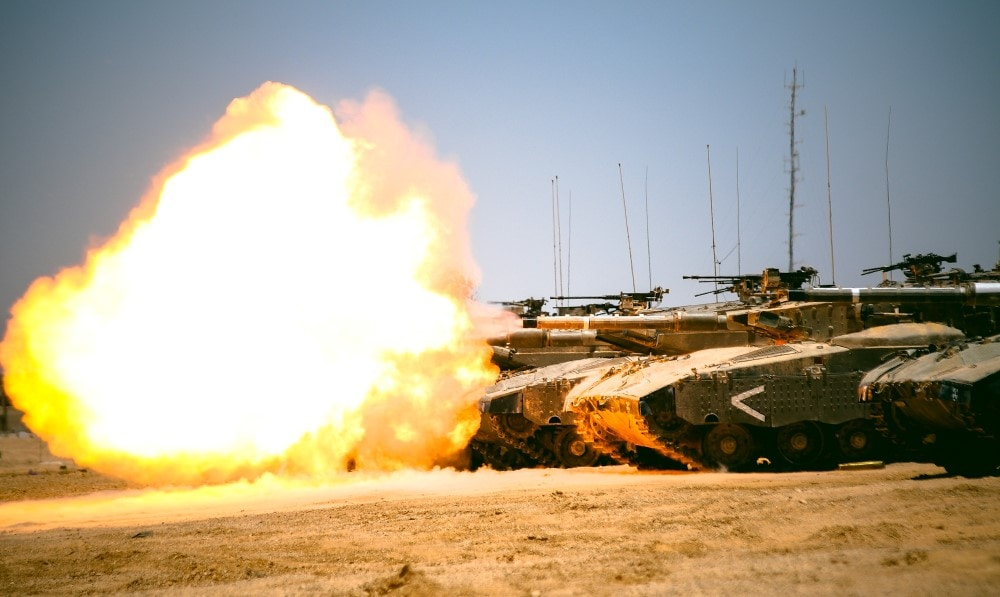 Middle East War Predictions: Explosion in 2021? 1