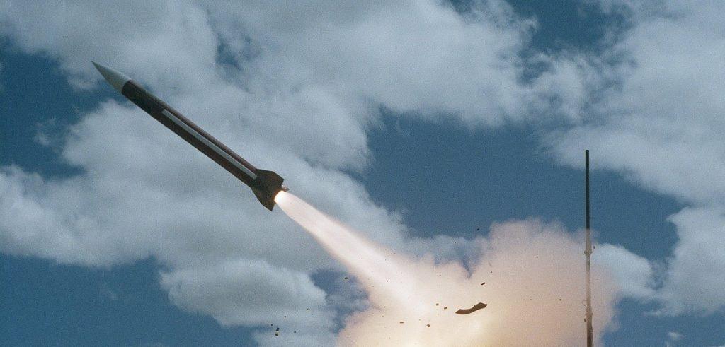 Rocket fired