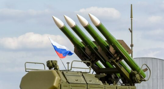 Russian missiles