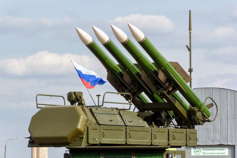 Russia Angry at Israel As IDF Escalates Syria Airstrikes 1