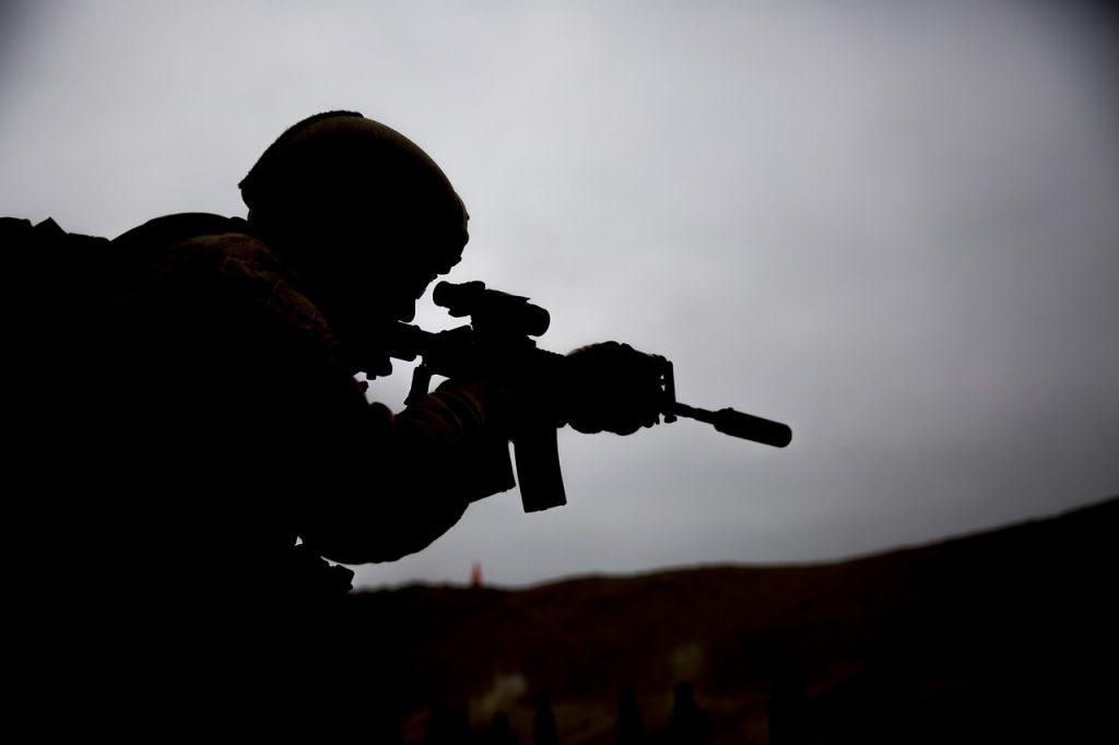 Gaza Terrorists Test IDF; High Alert in West Bank 1
