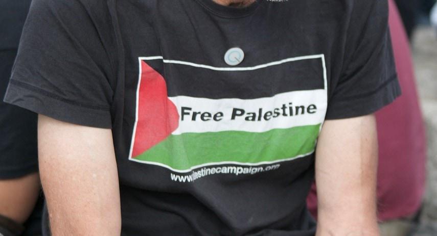 Anti-Israel shirt