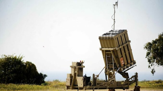 How Iron Dome Works: IDF's New System vs. Gaza Barrages 4