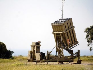 US Military Gets First Iron Dome Battery From Israel 2