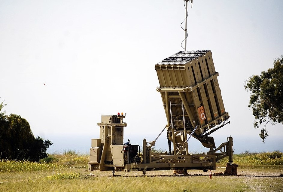 Can Iran Axis Bomb Israel's Iron Dome Batteries? 1