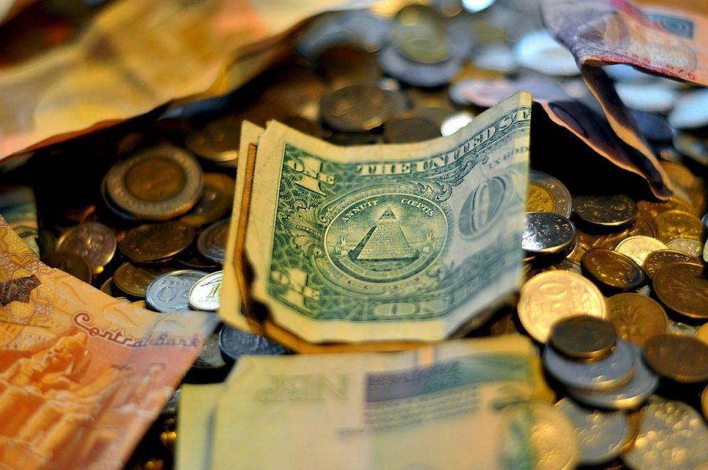 Terror money