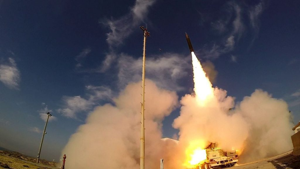 Israel Tests Defenses Against Cruise Missile Attacks 1