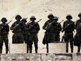 Hamas forces