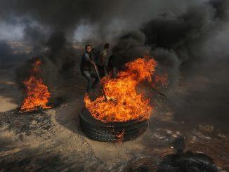 Palestinian riots
