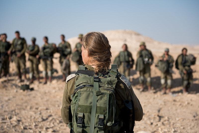 IDF Creates Unique Red Team, Resumes War Drills 1