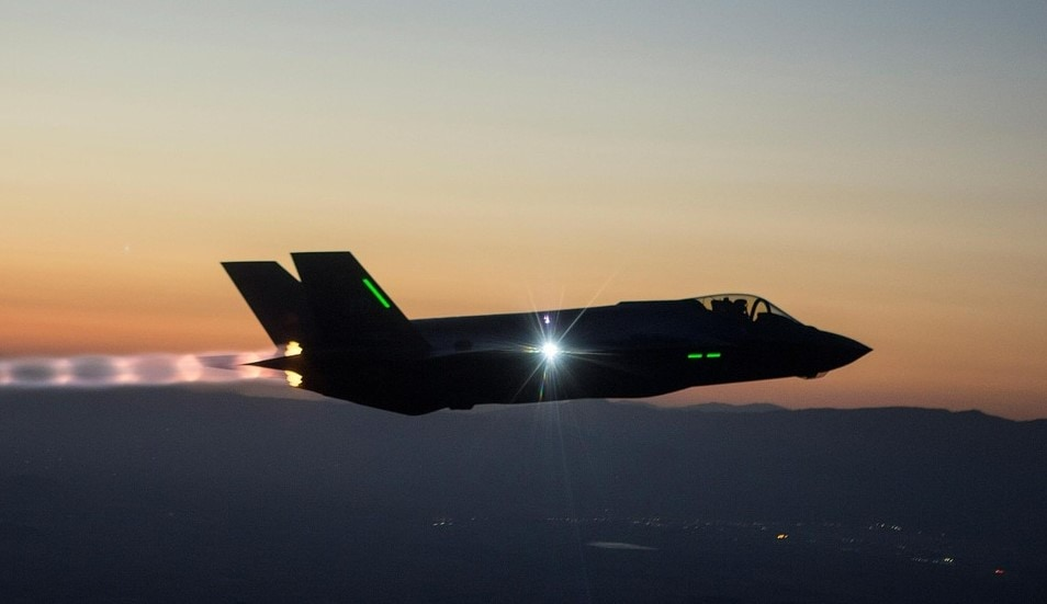 F-35 air power