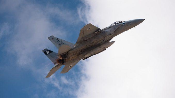 Israeli Strike on Iran Nuclear Sites Back on Agenda 1