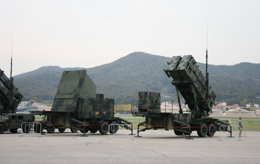 air defenses
