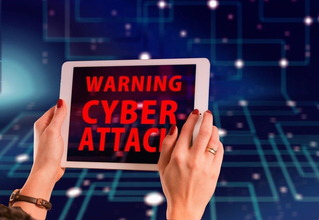 cyber attack warning