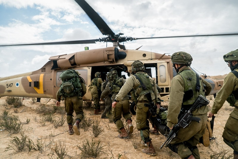 IDF Elevates War Readiness in Northern Israel 1