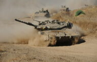 IDF Launches Surprise Drill Near Gaza After Rocket Hit