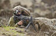 New IDF War Training Zone on Lebanon Border