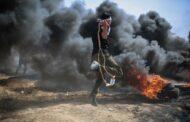Israel Bombs Hamas Sites After Heavy Riots on Gaza Border