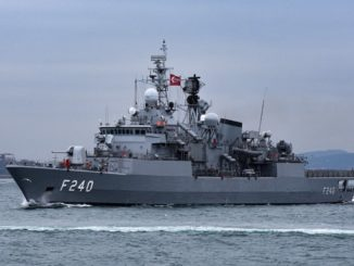 Turkey's Naval Power Could Threaten Israel, Study Says 7