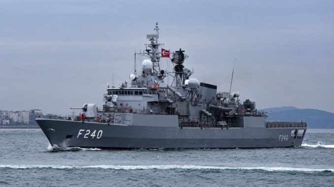 Turkey's Naval Power Could Threaten Israel, Study Says 1