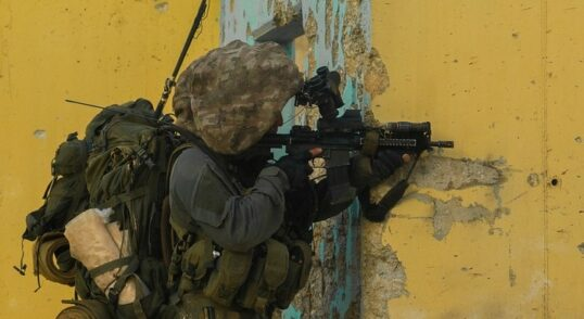 IDF on Alert for Terror Wave After West Bank Shooting 2