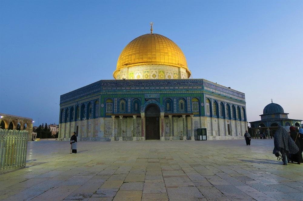 Jerusalem Temple Mount