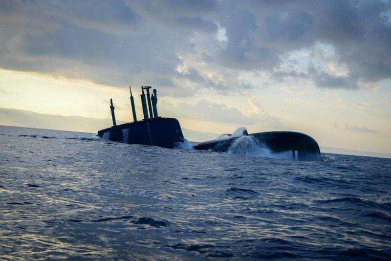 Israeli Submarine Heads to Gulf in Warning to Iran 1
