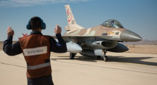 Air Force Warns Iran Axis: Israel Ready for Action 4