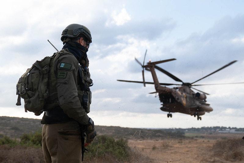 Israel vs. Hezbollah: IDF Prepares for War in Lebanon 3