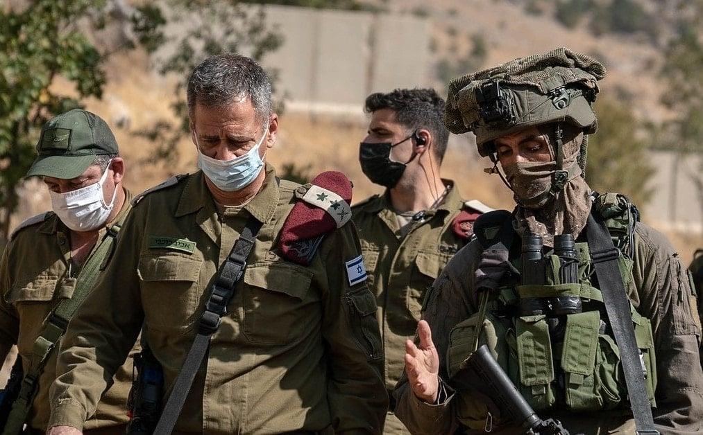 IDF Chief Delays US Visit After Rocket Attacks on Israel 1