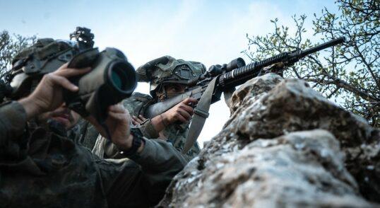 Israel Changes Military Deployment on Lebanon Border 5
