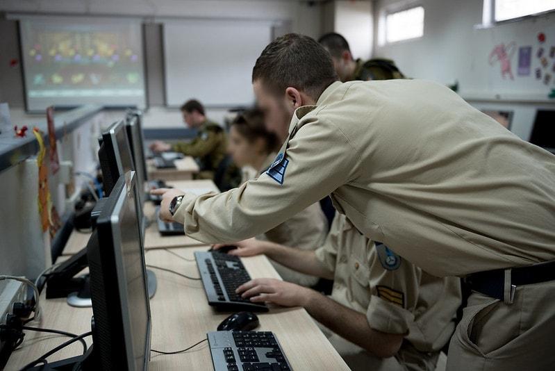 Top Secret: Rare Look at IDF Cyber Defense Unit 1