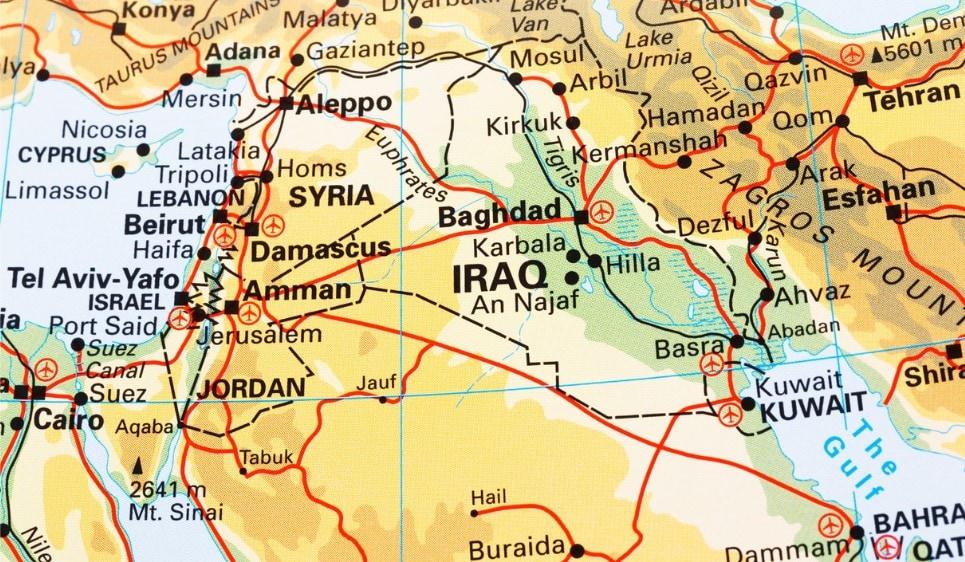Iran Axis Bolsters Military Presence Near Israel Border 1