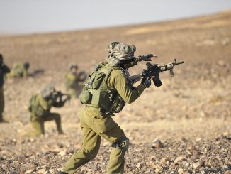 Israel Holds ISIS Terror Attack Drills on 2 Borders 6