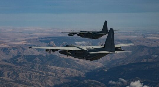 Preparing for Iran? Israeli Air Force Trains in India 4