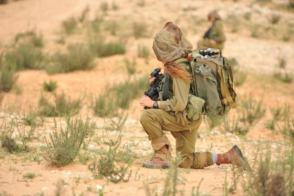Top IDF Intel Unit Deploys Women in Enemy Territory 1