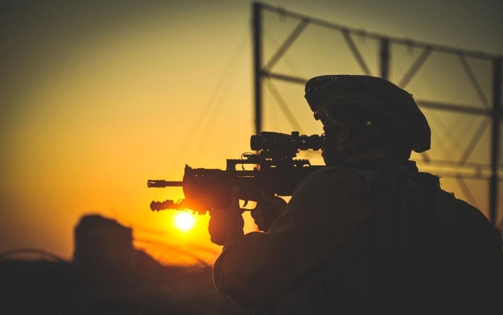 IDF Reveals New Anti-Terror Defenses on Gaza Border 1