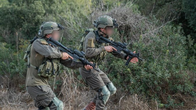 Israel's Ghost Unit to Hunt for Hezbollah Rocket Cells 12
