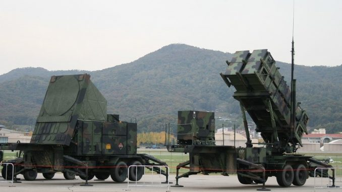 IDF Holds Largest-Ever Patriot Air Defense Drill 1