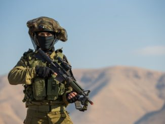 IDF Commando Brigade Prepares to Fight Hezbollah 3